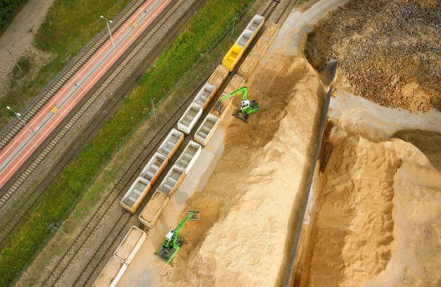 Dostawa biomasy nacele energetyczne